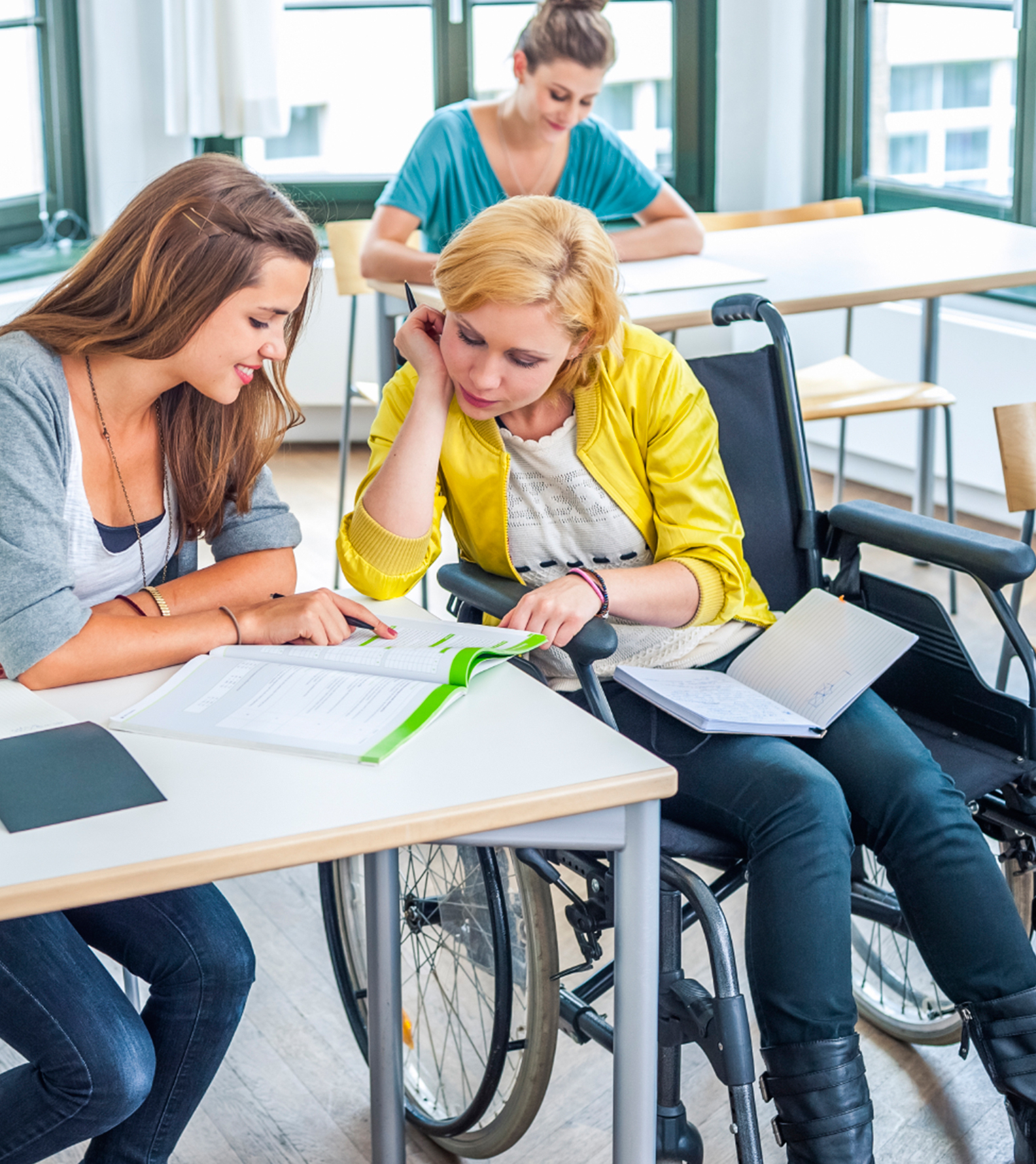 Resources for Disabled College Students