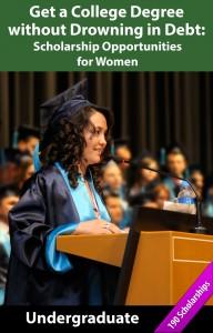 Undergraduate Scholarships for Women