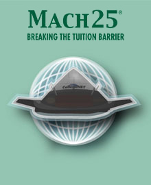 Scholarship Site Review: CollegeNET Mach 25